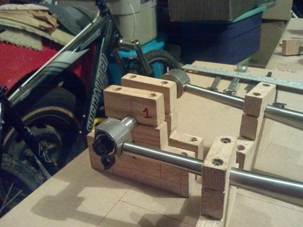 Rear Paragon Machine Works 142mm Dropout